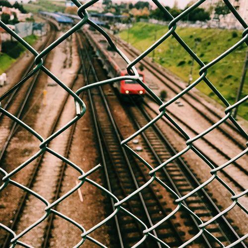 Train Fence