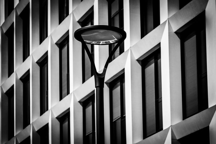 Architecture Built Structure Building Exterior No People Pattern Building Low Angle View Lighting Equipment Railing Full Frame Metal Outdoors Day Glass - Material Shape Illuminated Close-up Steps And Staircases The Architect - 2019 EyeEm Awards The Minimalist - 2019 EyeEm Awards