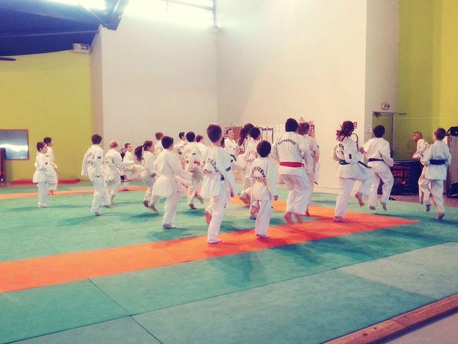 Enjoying Life Sports Taekwondo ♥