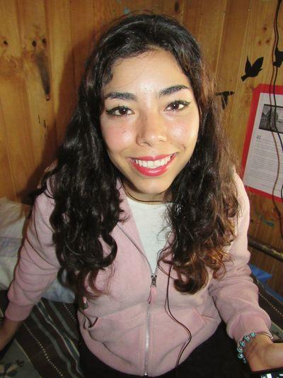Morena latina ^^ Lovecute NiggasBelike Rulos :3 Smile Iphonegraphy GodIsGood Good