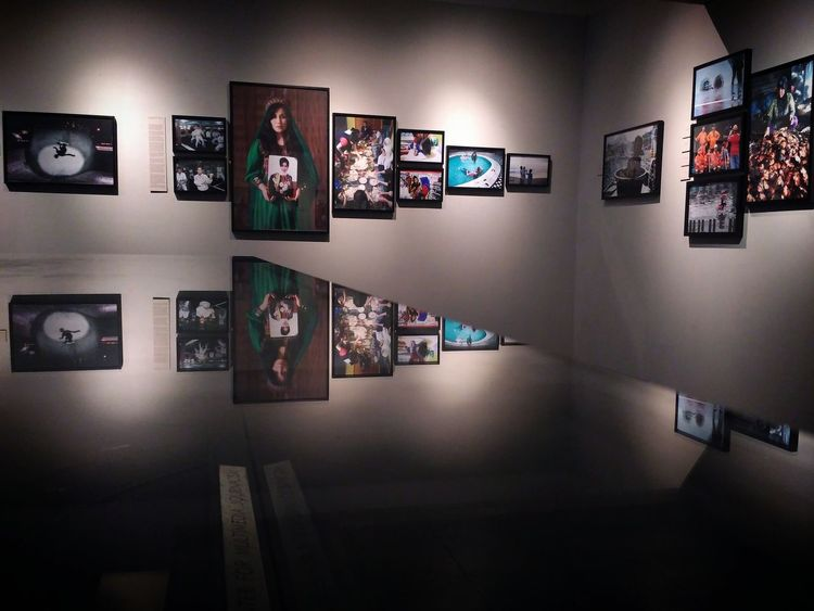 Photo exhibition Photography Exhibition EyeEm Selects No People Indoors  Day