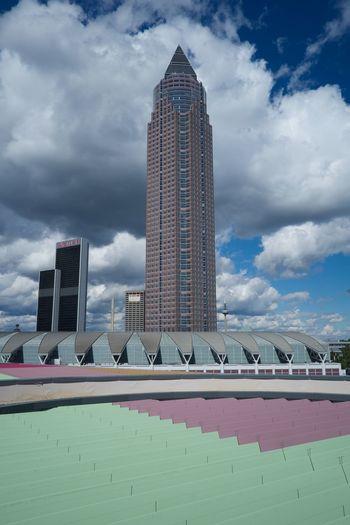 Skyline Plaza Fujifilm X-pro2 Fujifilm_xseries Fujifilm Messeturm City Skyline Skyline Frankfurt The Graphic City Urban Geometry Tower Urban Urban Skyline