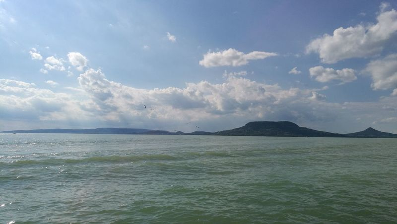 Balaton Balaton - Hungary Fonyód Badacsony Lake Lake View Lake Balaton Summer Summer 2016 Huawei HuaweiP9