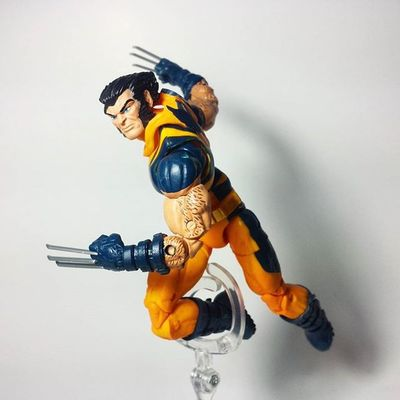 Wolverine Logan Thebestatwhathedoes Xmen Mutant Marvel Marvellegends Marvelcomics Marvelnation MarvelFan Toyfan Actionfigure Toys Toyphotography Toypizza Toysarehellasick Toycollector Toycommunity Toycollection Thefigureverse