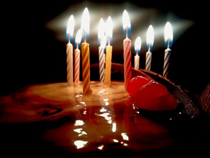 Happy birthday Masodi Cake Fruit Birthday Birthay Cake Cherries Candle Candles Chocolate
