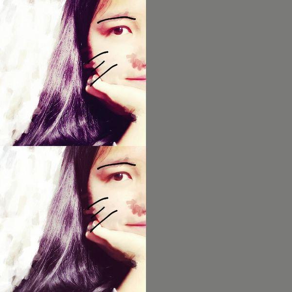 Faces Of EyeEm Eyes It Is Me