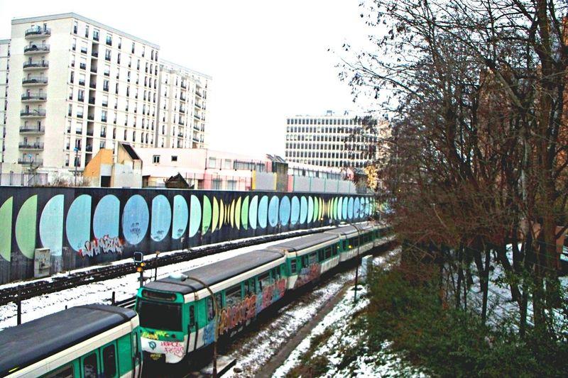 Paris Underground City France Snow Graffiti Train Metro Subway Underground Creteil Pnl NTM Paris, France  Paris City The Street Photographer - 2018 EyeEm Awards The Street Photographer - 2018 EyeEm Awards Summer Road Tripping