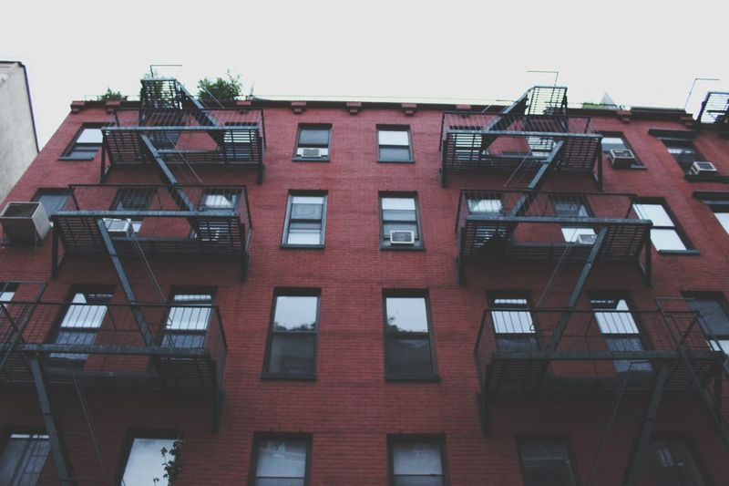 Escape Reflection Soho New York Fire Escape Building Exterior Built Structure Architecture Building Window Fire Escape The Architect - 2018 EyeEm Awards Residential District Day Low Angle View City Staircase Brick Brick Wall