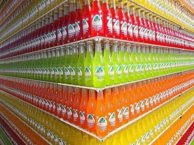 Juice Full Frame Indoors  Pattern No People Backgrounds Green Color Communication Multi Colored Close-up Day