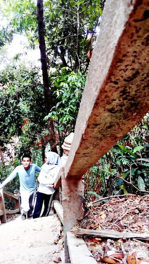 Hiking Nature Love Bukit Keluang