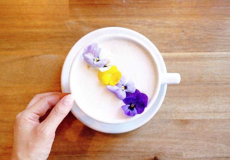 Flower Latte