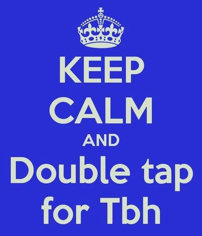 Tap 2 times