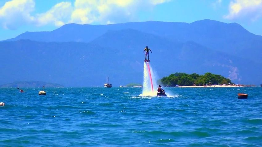Angra Dos Reis RJ BRASIL ☀️🇧🇷 Water Beach Sports Photography Flying Taking Photos Taking Pictures Photography Photo Photooftheday Sea Sea View Summer EyeEm Best Shots EyeEm Team EyeEmBestPics EyeEm Team Adventure!
