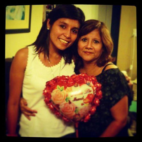 Con una persona q considero como una Madre! Gracias por su apoyo Mamaperuana Suegra Igersperu Instagramperu mom love
