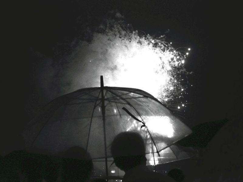 Night Dark Firework Display Silhouette Celebration Firework - Man Made Object Illuminated Outdoors People Sky Lightning Blackandwhitephoto Blackandwhite Photography Monochrome _ Collection Blackandwhitephotos Blackandwhiteonly Cityscape Blackandwhitepics Black And White Collection  Monochrome World Close-up