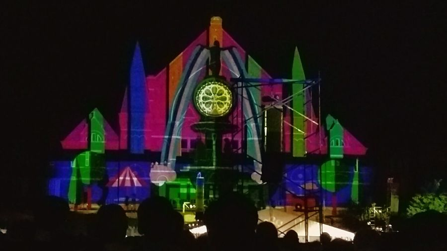 Lumenocity 2015 is a light show projected onto historic Music Hall in Cincinnati set to music from our world-class Cincinnati Symphony Orchestra. Another year, another great show!