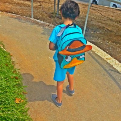HomeFromSchool Walks Angrybirds Badpigs lovelivelife