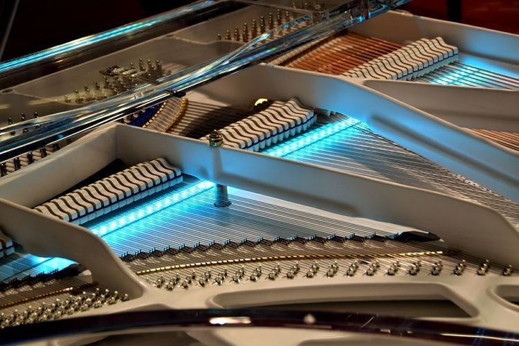 Modern Business Steel City No People Futuristic Technology Business Finance And Industry Indoors  Close-up Night Picoftheday Piano Piano Moments Pianist Piano Lover Piano Time Piano Strings Piano Music Pianomusic Pianolover