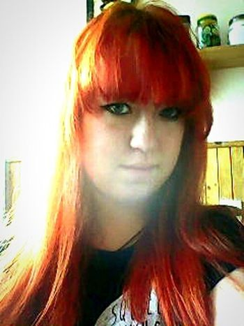 Red Hair Love Me Polishgirl In Home House Home Morning Good Morning✌♥
