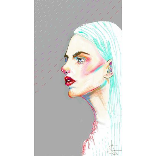 Art Ilustration Drawing