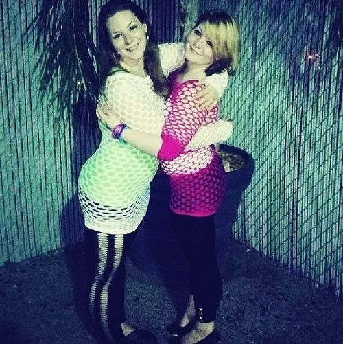 I love my sister(:<3