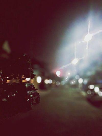 Through the Night Lights
