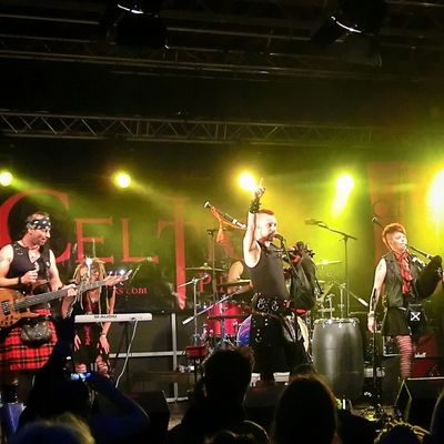 Celtica Pipes Rock auf dem Mittsommer Festival Neuschanz 2013. Bin gespannt wer dieses Wochenende spielt ... es sind ja einige Bands da.