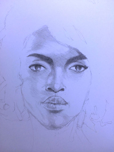 LaurynHill ローリンヒル Art Art, Drawing, Creativity MyDrawing Drawing ArtWork Lauryn Hill