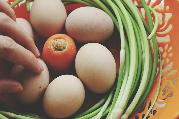 Healthy Eating Food And Drink Vegetable Eggs... Indoors  Healthy Lifestyle Freshness Food Photography