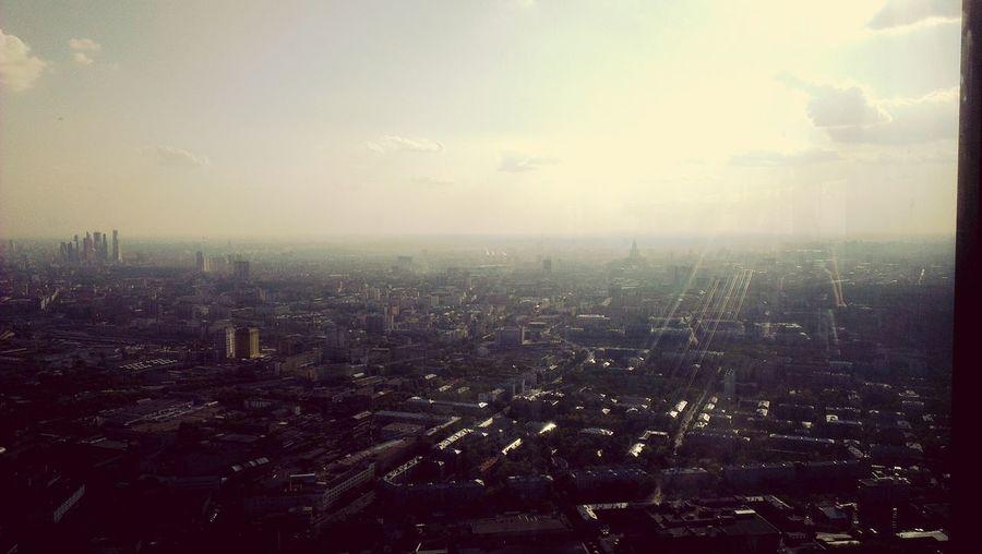 Moscow Ostankinotvtower City