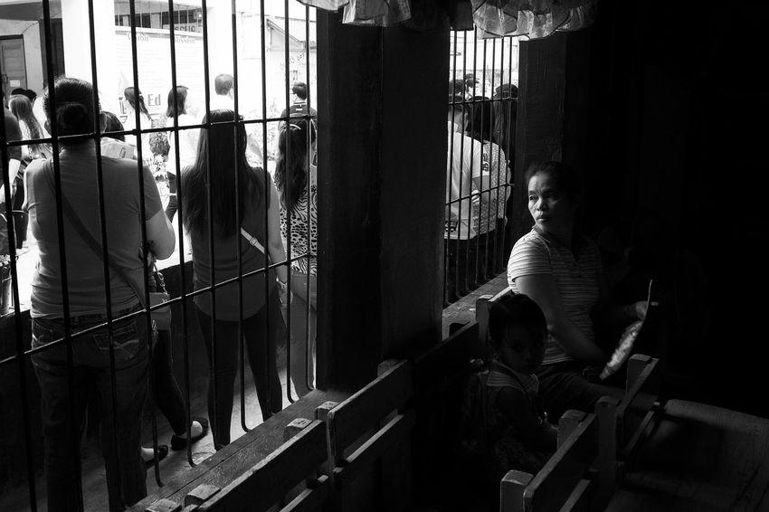 Fujifilm X-Pro2 XF18mmF2R. May 9,2016. Camaman-an Elementary School, CDO. Eyeem Philippines Street Photography Monochrome Fujifilm X-pro2 XF18mmF2.0 Black And White Photography The Street Photographer - 2016 EyeEm Awards Monochrome Photography