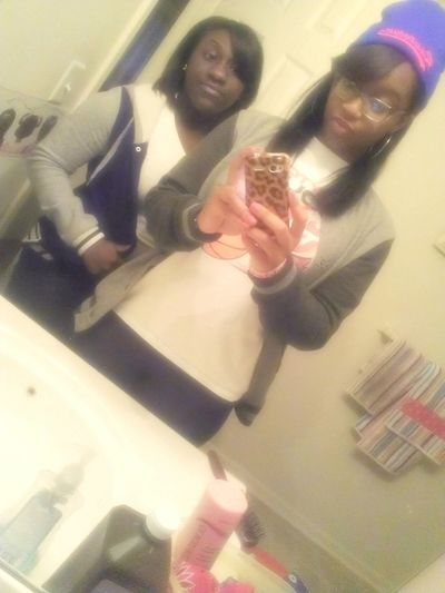 Me And Tiffany!