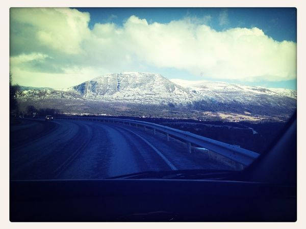 On The Road Back To Bjerkely Fhs