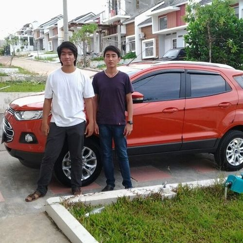 Me Lilbroth ECOSPORT Borneoparadiso balikpapancity holiday