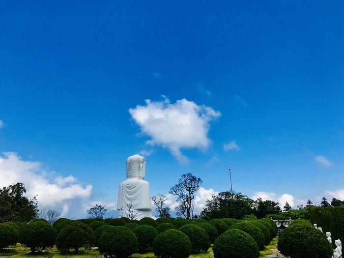 佛祖都在看 Sky Tree