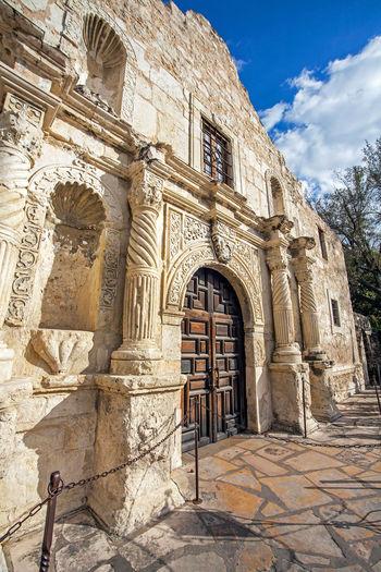 Fort Alamo in