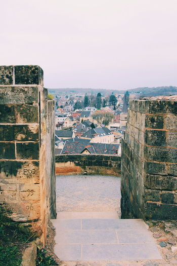 Valkenburg Castle Ruins series (My travel photo series last December to the Netherlands). Stones EyeEm Selects City Cityscape Architecture Building Exterior Built Structure The Architect - 2018 EyeEm Awards