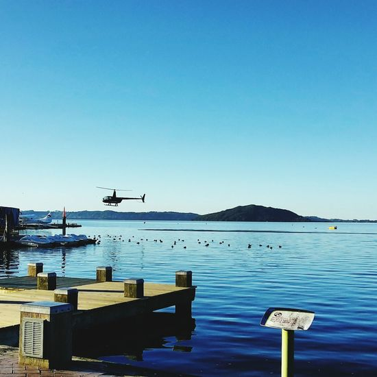 Negative Space New Zealand Lake Taupo EyeEm Best Shots