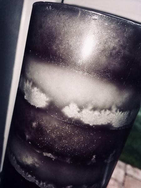 Candle 🌹 Candle Glittering Grey Silver  Black Scented Scented Candle EyeEmNewHere EyeEmNewHere
