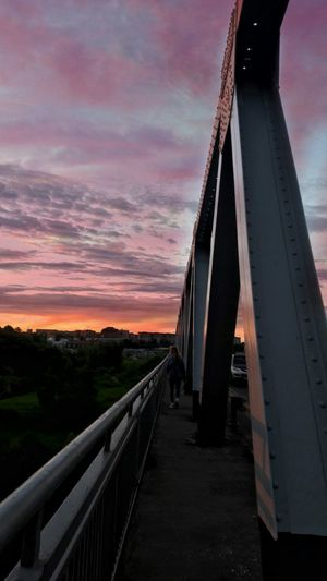 EyeEm Selects Bridge - Man Made Structure Sunset Wood - Material Built Structure No People Outdoors Travel Destinations Road Landscape Footbridge Water Architecture Sky Day Back Lit Indoors  Architecture Spraying Door Growth Scenics Window Stadium Dessert
