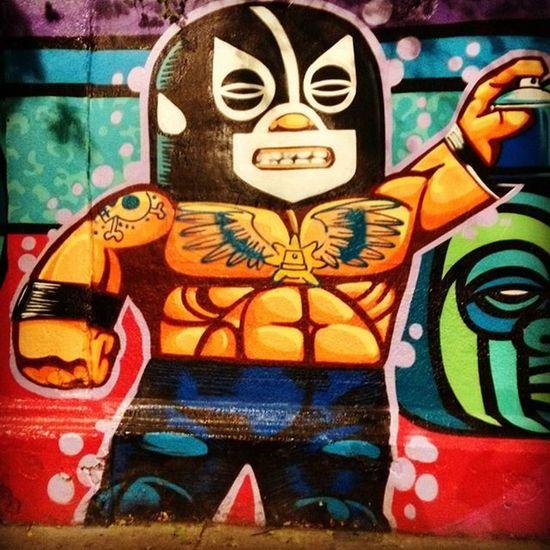 Street Art Df Roma Downtown Paisajeurbano