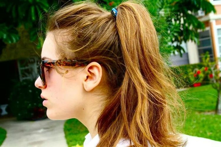 florida come back ★ Fort Lauderdale  Floride That's Me Brown Hair