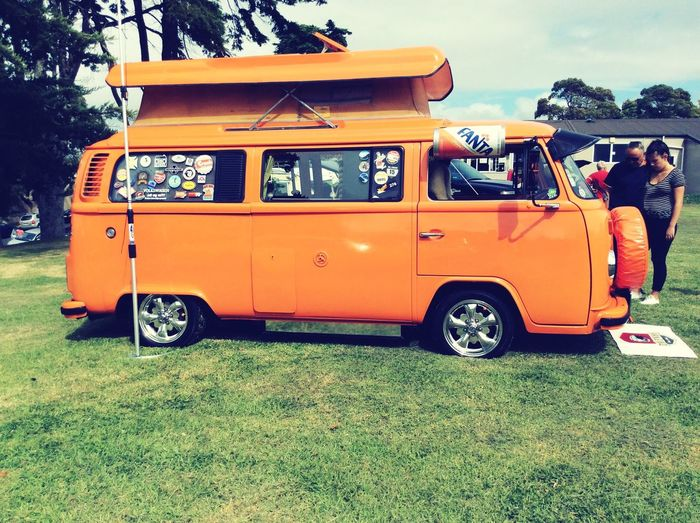 VW Kombi Bayswater New Zealand First Eyeem Photo