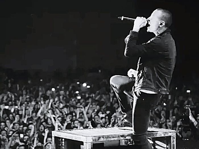 For The Love Of Music LinkinPark 2015 You. Photo Graph Goodnight EyeEm