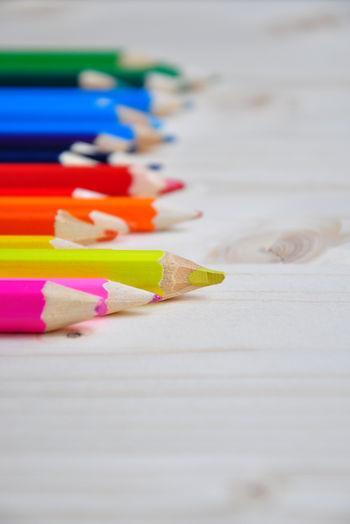 Multi colored crayons II School EyeEmBestPics NEM Submissions Popular Photos Colorful EyeEm Gallery EyeEm Best Edits Children Still Life NEM Still Life