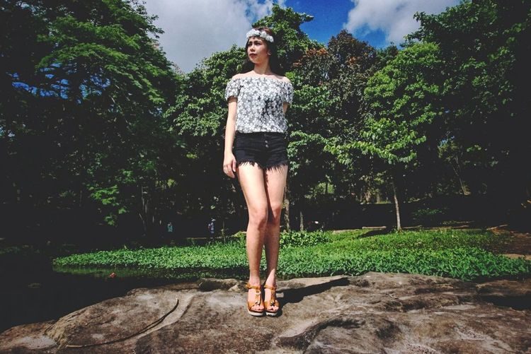 One Person Front View Standing One Woman Only Nature Day Tree Outdoors Beauty In Nature EyeemPhilippines Live For The Story The Portraitist - 2017 EyeEm Awards EyeEmNewHere Lost In The Landscape EyeEm Ready   The Fashion Photographer - 2018 EyeEm Awards The Great Outdoors - 2018 EyeEm Awards The Traveler - 2018 EyeEm Awards
