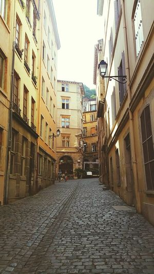 Quartier Vieux Lyon, Lyon - France. Enjoying The Sun Walking Around Escaping Relaxing Taking Photos Sunny Day