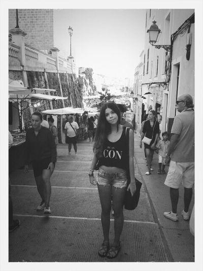 Streetphotography Menorca2013 Menorca Summer