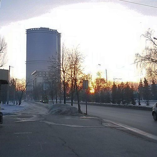Kazan Cityscape Morningtime Kzn Казань лазурныенебеса доброеутроказань казаншәһәре хәерлеиртәтатарстан хәерлеиртә март утро солнце