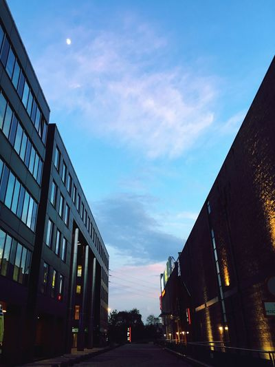 Architecture Built Structure Building Exterior Sky Outdoors Cloud - Sky Day City No People
